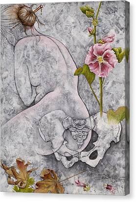 Venus Canvas Print by Sheri Howe