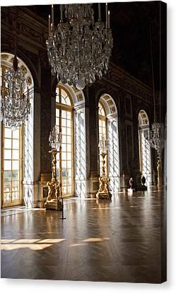 Versailles 2 Canvas Print by Art Ferrier