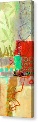 Vertical 5 Canvas Print by Jane Davies