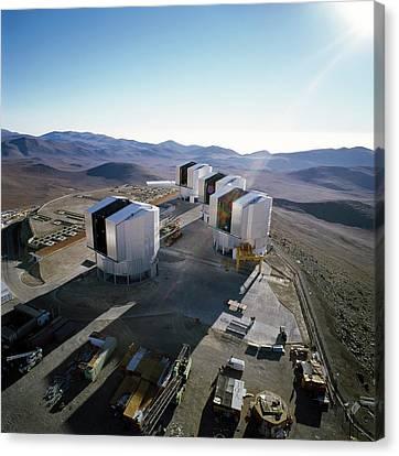 Very Large Telescope (vlt) Canvas Print