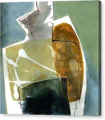 Vessel 1 Canvas Print by Jane Davies