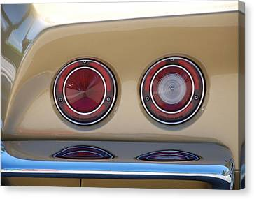 Vette Lights Canvas Print by Rob Hans