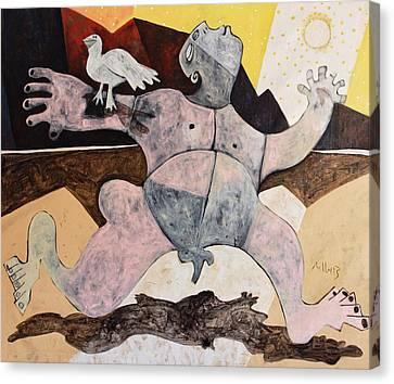 Via No 1  Canvas Print by Mark M  Mellon