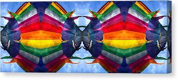 Vibrance Canvas Print by Betsy C Knapp