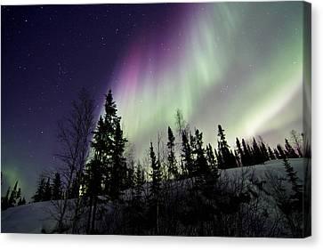 Vibrant Sky Canvas Print