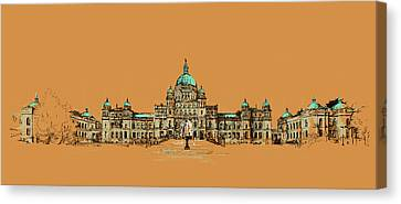 Victoria Art 005 Canvas Print by Catf