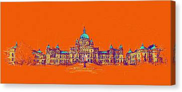 Victoria Art 006 Canvas Print by Catf