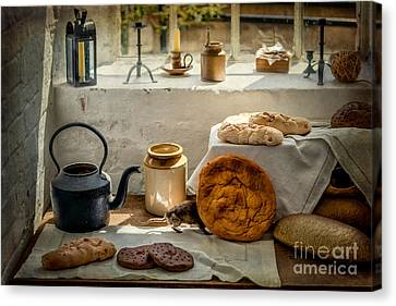 Victorian Bakery Canvas Print by Adrian Evans