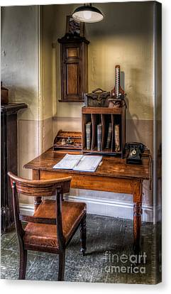 Victorian Medical Office Canvas Print by Adrian Evans