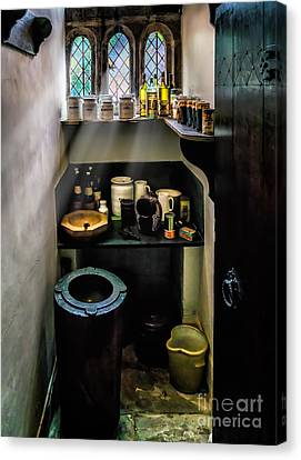 Victorian Pantry Canvas Print by Adrian Evans