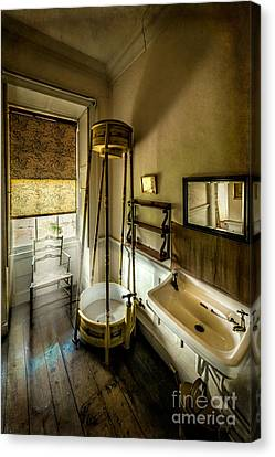 Victorian Shower Canvas Print by Adrian Evans