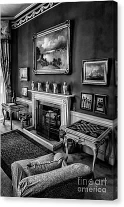 Victorian Style V2 Canvas Print