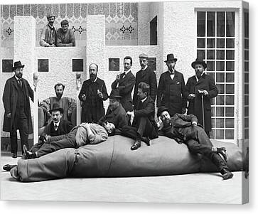 Vienna Secession, 1902 Canvas Print by Granger