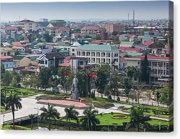 Indochina Canvas Print - Vietnam, Dmz Area by Walter Bibikow