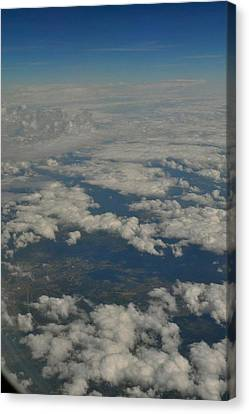 Canvas Print - View From Above by Brynn Ditsche