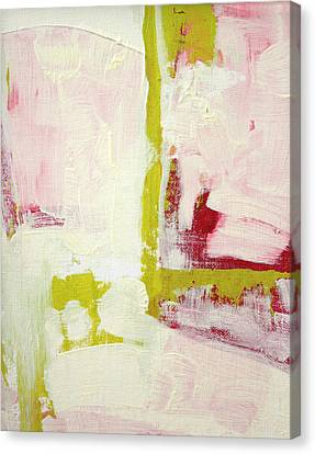 Canvas Print featuring the painting View From Diebenkorn's Window C2013 by Paul Ashby