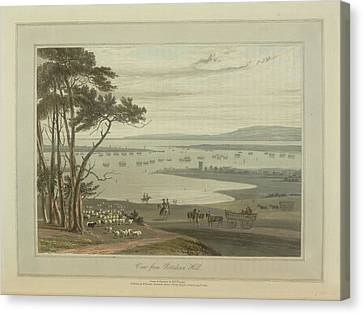View From Portsdown Hill Canvas Print by British Library