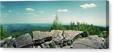 View From The Pinnacle Canvas Print by Panoramic Images
