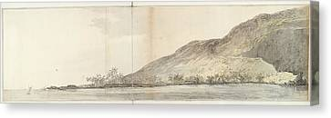 View Of Kealakekua Bay Canvas Print by British Library