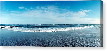Urban Scenes Canvas Print - View Of The Atlantic Ocean At Fort by Panoramic Images
