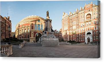 Concert Images Canvas Print - View Of The Royal Albert Hall, South by Panoramic Images