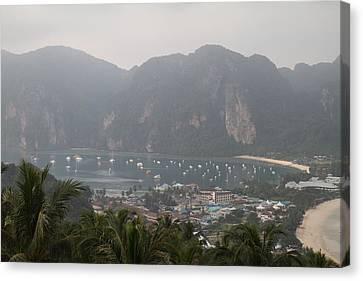 Viewpoint - Phi Phi Island - 011310 Canvas Print