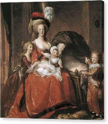 Vigee-lebrun, Elisabeth 1755-1842 Canvas Print by Everett