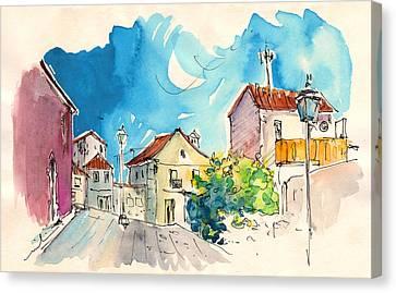 Vila Do Conde 05 Canvas Print by Miki De Goodaboom