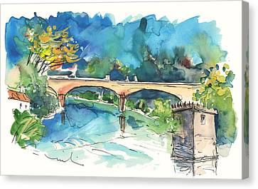 Vila Do Conde 06 Canvas Print by Miki De Goodaboom