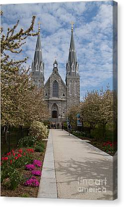 Villanova University Main Chapel  Canvas Print