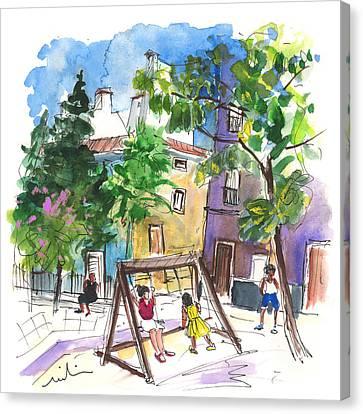 Villena 07 Canvas Print