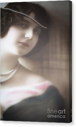 Vintage Beauty Canvas Print