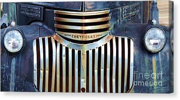 Vintage Chevrolet 005 Canvas Print by Robert ONeil