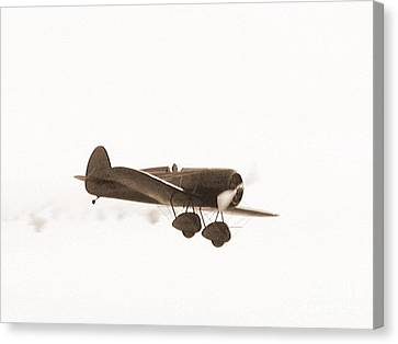 Canvas Print featuring the photograph Vintage by George Mount