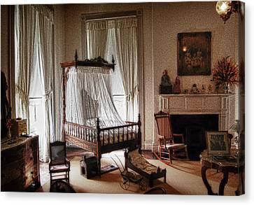 Vintage Home Canvas Print