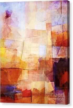 Vintago Canvas Print by Lutz Baar