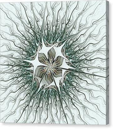 Virus Canvas Print by Anastasiya Malakhova