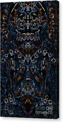 Visionary 3 Canvas Print by Devin Cogger