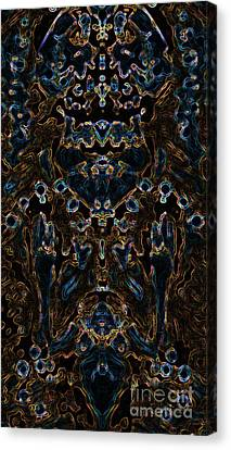Visionary 4 Canvas Print by Devin Cogger