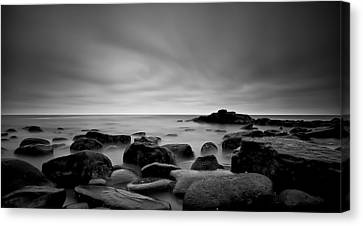 Canvas Print featuring the photograph Visions Of Time IIi by Ryan Weddle