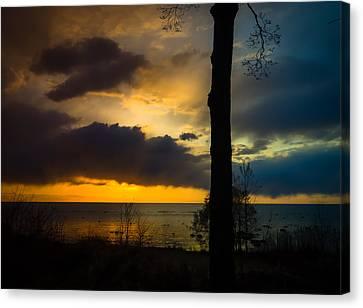 Canvas Print featuring the photograph Vistas by Jason Naudi Photography
