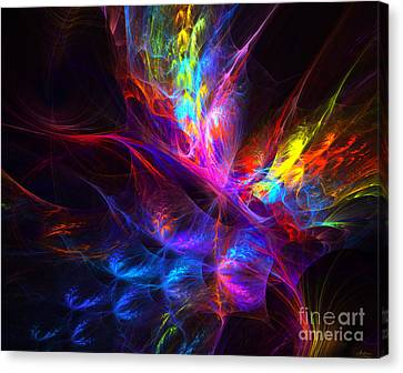 Vivid Imagination Canvas Print