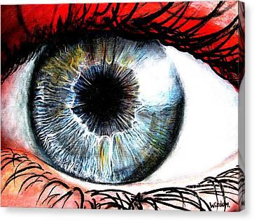 Vivid Vision  Canvas Print by Tylir Wisdom