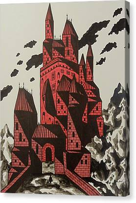 Vlad's Domain Canvas Print
