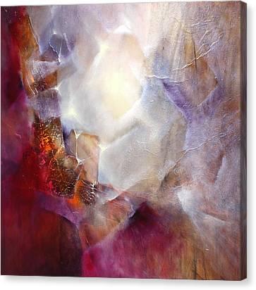 Vom Inneren Leuchten Canvas Print