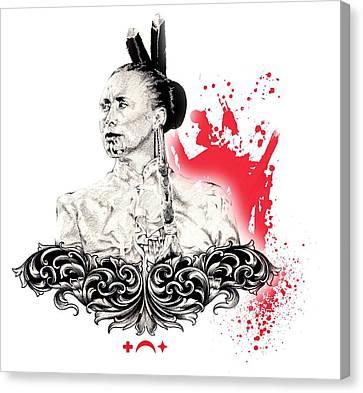 Wahinetoa Canvas Print