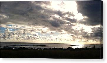 Waimea Sunset II Canvas Print