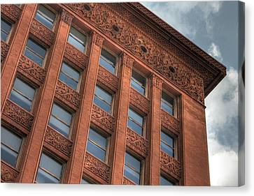 Wainwright St. Louis Canvas Print by Jane Linders