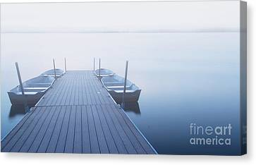 Waiting Canvas Print by Rima Biswas
