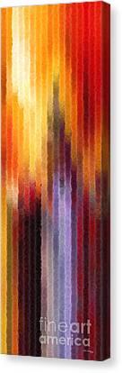 Walk In The Light. Big Canvas Art Canvas Print by Great Big Art